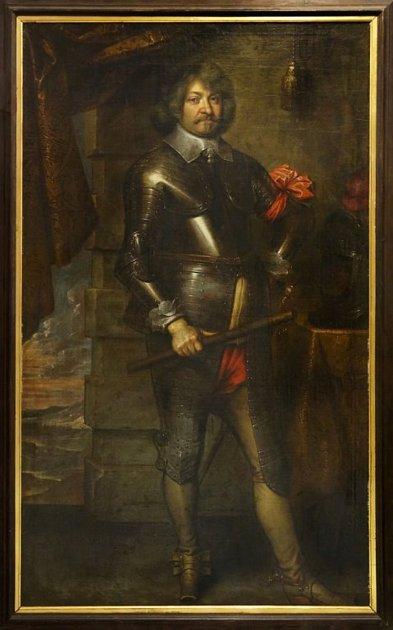 Holandský šlechtic Vilém Lamboy zDesseneru získal panství Hostinné po Albrechtovi zValdštejna.