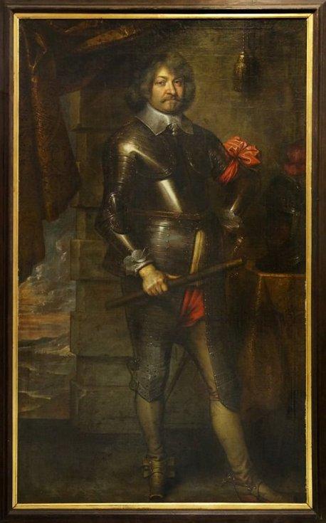 Holandský šlechtic Vilém Lamboy z Desseneru získal panství Hostinné po Albrechtovi z Valdštejna.