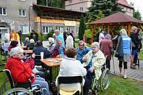 45. výročí od otevření domova důchodců v Tmavém Dole