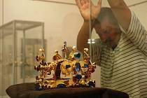 Kopie českých korunovačních klenotů