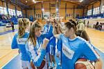 RENOMIA ŽBL basketbalistek - 1. kolo: BK Loko Trutnov - KP Brno 94:92.