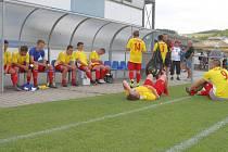 Také fotbalisté Desné mají v této době od fotbalu nedobrovolnou pauzu.
