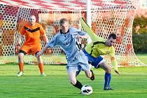 Okresní přebor ve fotbale: Lomnice B - Libštát.