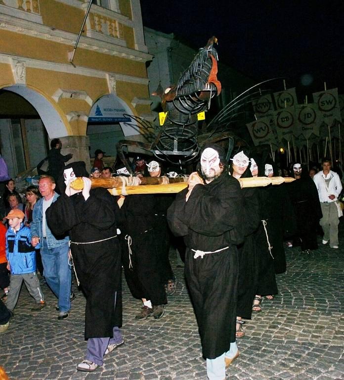 Dračí slavnosti v Trutnově