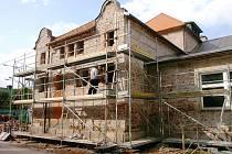 Rekonstrukce vrchlabské Střelnice