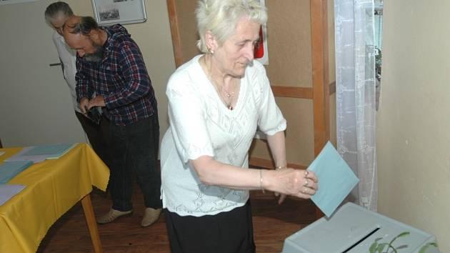 Staré Buky - referendum