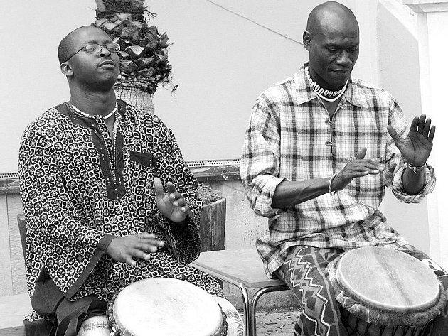 Afričtí hudebníci