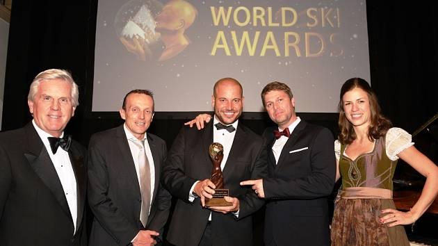 Prestižní World Ski Awards získal Skiareál ve Špindlu