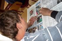 Deník vyučuje - deváťáci v Malých Svatoňovicích