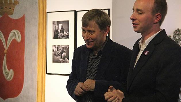 Jana Luštince střídá mladší nástupce David Ulrych.