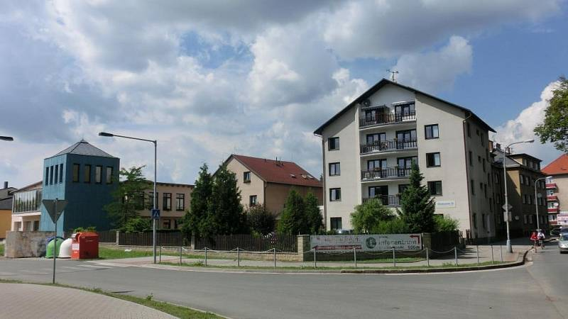 Diakonie Dvůr Králové nad Labem.