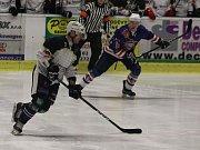 Hokejová II. liga - osmifinále play-off: HC Děčín - HC Trutnov
