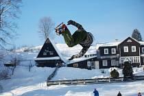 Subaru XV Snow Session 2013