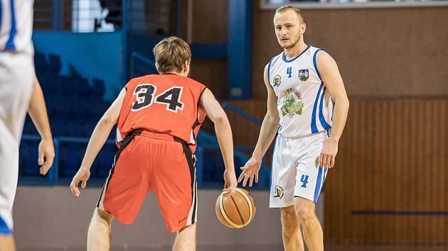 Sedmdesát na závěr. Velká postava trutnovského basketbalu zaznamenala v posledním utkání rekordní počet bodů.