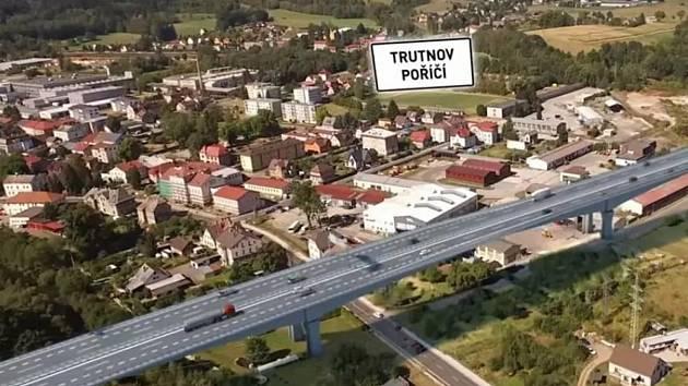 Ředitelství silnic a dálnic vykoupí pozemky na trase budoucí dálnice v úseku z Trutnova-Stříteže do Královce.