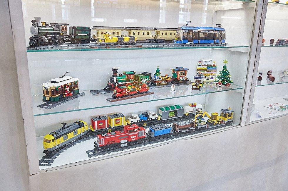Výstava železničních modelů v Trutnově