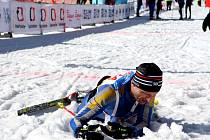 Běžkařský maraton na horách stojí hodně sil. Legendární Krkonošská sedmdesátka startuje v sobotu ze Špindlerova Mlýna z lyžařského areálu Svatý Petr.