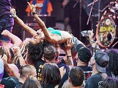 Obscene extreme festival.