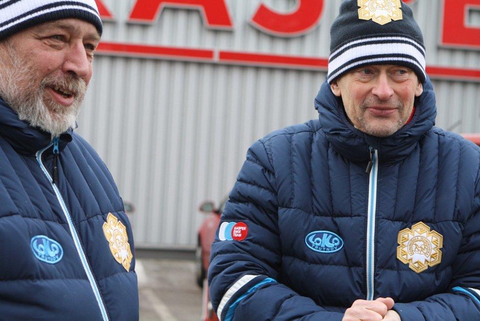 Organizační tým Krkonošské 70 ladí přípravy na 63. ročník, který se jede v sobotu 3. března ze Špindlerova Mlýna.