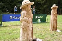 Svatoanenské dřevosochání