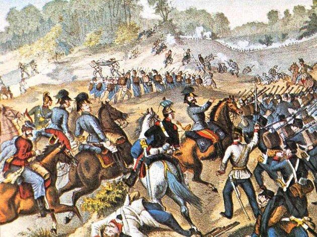 OD VÍTĚZNÉ BITVY U TRUTNOVA v prusko rakouské válce 1866 uplyne 150 let.