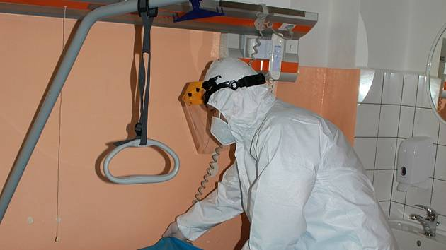 Nemocnice Vrchlabí zažila nejsložitější období na přelomu října a listopadu.