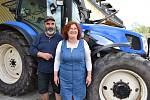 Biofarma pod Hájkem manželů Řehořkových v Horní Branné se stala českou ekofarmou roku 2020.
