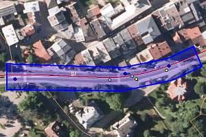 INKRIMINOVANÝ ÚSEK Pražské ulice v Trutnově je podle údajů z Pojišťovny Allianz nejnebezpečnějším místem pro řidiče v Královéhradeckém kraji.