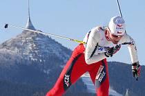 Běžkyně na lyžích Ivana Janečková.