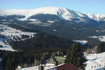 K dalšímu velkému sesuvu sněhu došlo v úterý odpoledne ve východní části Krkonoš, konkrétně v Modrém dole.