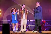 Jednou z mála akcí, která se stihla uskutečnit, byl v září jubilejní 10. ročník festivalu Cirk-UFF.
