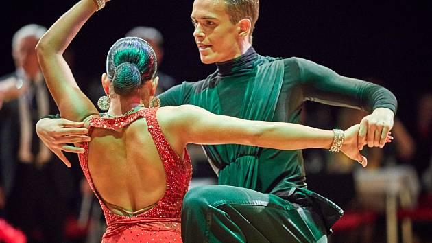 Taneční soutěž Trutnov Open 2018 v Uffu.