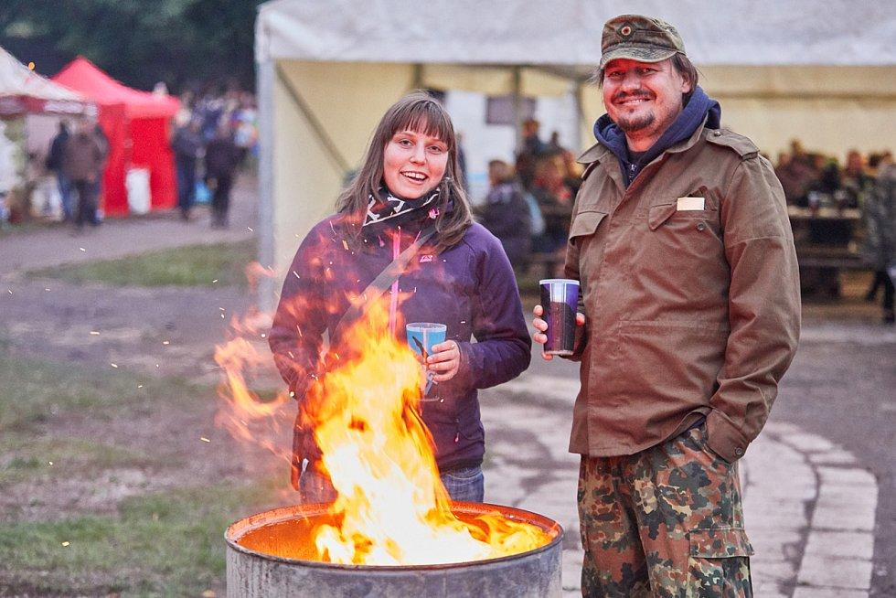Trutnovské pivní slavnosti 2018.