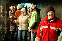 Klienti DSS Slatiňany na návštěvě zoo ve Dvoře Králové