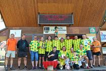 Vítězem 26. ročníku fotbalového turnaje Hapostar se stal Švery team z Trutnova.