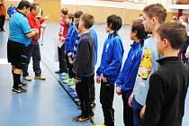 Na prvním semilském turnaji Charvát Axl cup  se dařilo mladším žákům Turnova i Trutnova