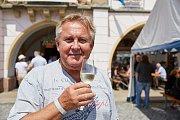 Vinařské slavnosti 2018 v Trutnově.