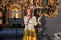Koncert Szidi Tobias. Ilustrační foto.