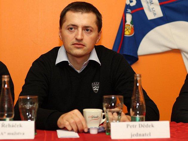 Petr Dědek.