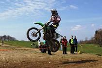 V Bozkově o víkendu otevřeli brány motocyklového seriálu