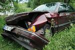 Tři neděle po tragické nehodě, kterou zaplatili životem čtyři lidé, došlo v Rudníku na Vrchlabsku k dalšímu dopravnímu karambolu.