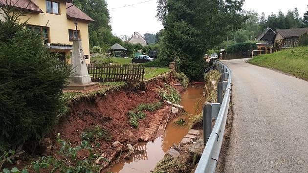Vpátek 14. srpna postihla Trutnov blesková povodeň. Český hydrometeorologický ústav tehdy zaznamenal úhrn srážek 41,8 mm. Druhá povodeň zasáhla Trutnovsko vneděli 23. srpna.