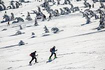 Krkonoše jsou trend. Nejvyšší české hory lákají čím dál více návštěvníků.