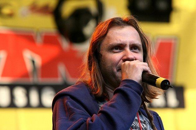 Organizátor festivalu Martin Věchet.