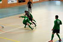 ME v sálovém fotbale, Jilemnice