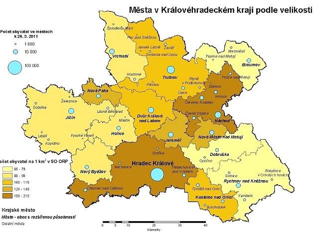 Sčítání lidu přináší další informace o regionu