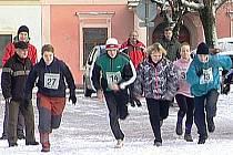 Silvestrovský běh počtvrté