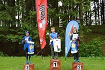 Trutnovská průmyslovka pořádala Velkou cenu Trutnova v orientačním běhu.