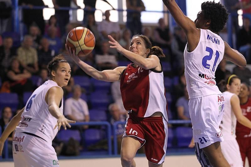 Trutnov - Nymburk, 4. zápas