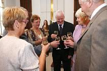 Zlaté svatby ve Rtyni v Podkrkonoší